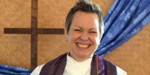 Rev. Dr. Krista Givens, Pastor